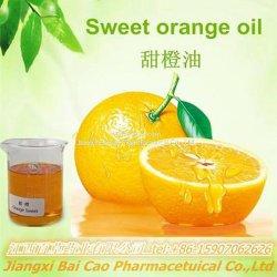 Olio essenziale naturale puro dell'arancia dolce per il diffusore, estetica