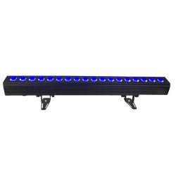 18*9W 3IN RGB1 Barra de LED Light Pixel DMX Arruela de parede