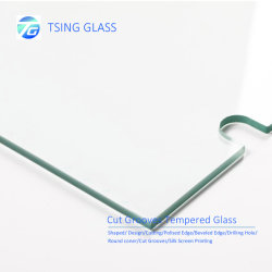 بناء مقسى زجاج مقسّى 3مم 4 مم 5 مم 6 مم 10 مم السعر 12 مم 15 مم للعميل