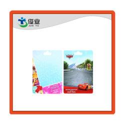 Benutzerdefinierte Papierkarte für Briefpapier einlegen