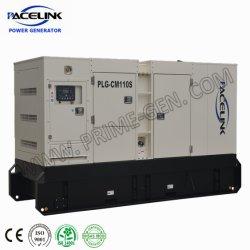 25kVA~1500kVA a Cummins equipado com proteção acústica silenciosa gerador a diesel com marcação CE/ISO