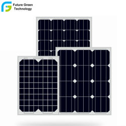 25W 20W 10W небольшого размера PV моно модуль солнечной энергии для освещения