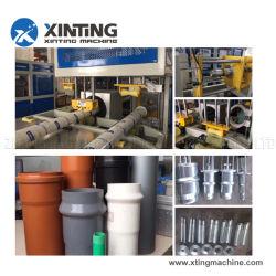 ماكينة قطع/شجر شبه أوتوماتيكية Sgk50-250PVC مناسبة لمسافة تتراوح بين 4 و6 أمتار أنبوب تغذية المياه من PVC