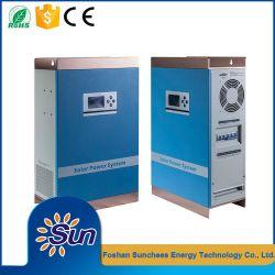Onduleur solaire 300W-20kw pour l'énergie solaire Système, avec contrôleur de charge solaire MPPT dans intégré