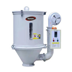 Secador de Ar Industrial para plásticos resina PET Polímero de secagem de ar quente do secador da tremonha do secador