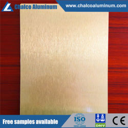 El cepillo por sublimación de oro y plata de hoja de aluminio