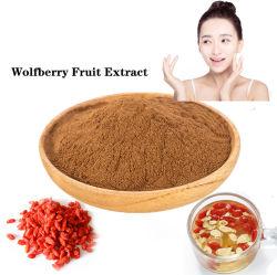 Het Chinese Uittreksel van uitstekende kwaliteit van het Fruit Wolfberry van de Bes Goji van de Geneeskunde van het Kruid Zwarte Zwarte