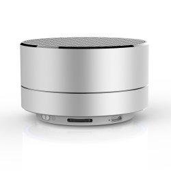 Bester verkaufenBluetooth Miniaudio TF-Karte USB-Freisprechim freienmetallminilautsprecher des lautsprecher-drahtloses Lautsprecher-Metallbewegliches drahtloses Bluetooth Lautsprecher-FM Radio