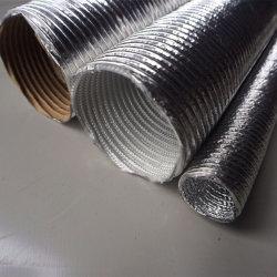 외부 공기 프론트 히터 시스템용 고온 공기 튜브