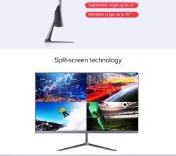 19 21,5 23,6 27 32pouces moniteur Gaminng 50/60 Hz 144 Hz Ordinateur Moniteur LCD Slim