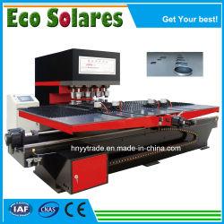 Chauffe-eau solaire de ligne de production/fabrication Equipemnt--8-Emplacement Poinçonneuse hydraulique