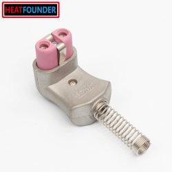 T727 высокая температура электрического отопления промышленных керамические термопары разъем