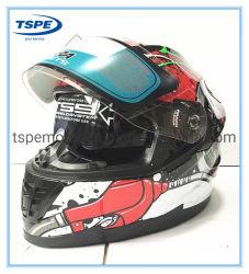 Casque de moto casque intégral VR-508 DOT Casques visières double