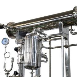 분자 증류법 기계장치를 가공하는 테레빈유 기름 생강 정유