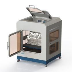 La Chine imprimante 3D de grande taille Plein cadre métallique clos 600x600x600 mm Impression imprimante 3D de taille plus grande D600