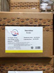Édulcorant Niutang Manufacure fournisseur additif USP de FAC le Sucralose