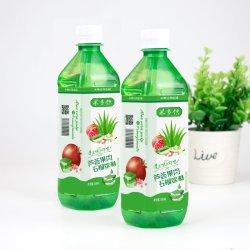 Agua embotellada con sabor personalizado El Aloe Vera El Té Verde bebidas bebidas hechas en China