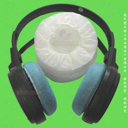Sanitaire Oor Plastic/HDPE/LDPE/PE/Hoofdtelefoon/Microfoon/Oortelefoon/Hoofdtelefoon/Microfoon/Mic/Oortelefoon/Mike/Hoofdtelefoon/Dekking van de Hoofdtelefoon van Nonwoven/SMS de Beschikbare pp