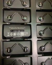 Microfoon Earbuds van de Oortelefoons van de Telefoon van de Toebehoren van Cellphone de Mobiele de VideoOortelefoon van de Vraag voor Samsung S8 plus