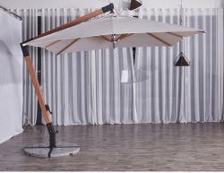 Parasol van het Aluminium van de Paraplu van de Tuin van de zon de Openlucht