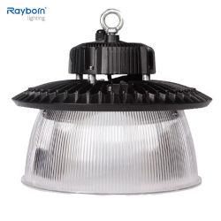 100% Licht van de LEIDENE van de Lamp van het UFO van het Pakhuis van de Dienst van de Tevredenheid 100W 200W het Industriële Lichte LEIDENE Hoge Baai