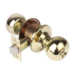 ANSI 급료 3 자물쇠 기계설비에 의하여 잠기는 입구 강철 로즈 원통 모양 관 손잡이 자물쇠