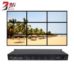 Видео контроллер на стене 3X3 2x4 4x2 2x3 3x2 2X2 видео 1080P 180 градусов вращения 9 Сварное соединение