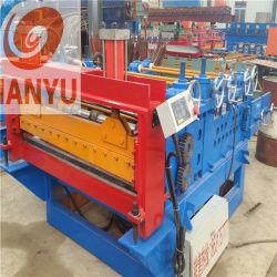 Livellamento di prezzi di fabbrica di Tianyu del piatto d'acciaio della lamina di metallo e riga di taglio idraulici macchina