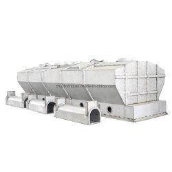 Modelo Zlg vibrando migas de pan secador de lecho fluido Secador de Lecho Fluidizado
