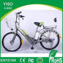 새로운 스타일의 빈티지 에바이크(가죽 가방 포함) 36V 클래식 전자 바이크 250W 자전거 전기