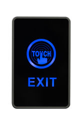 Отражение света сенсорный экран Exit (Кнопочный выключатель P50
