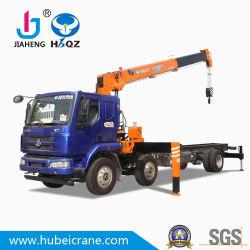 La Chine grue camion à flèche télescopique HBQZ de gros 12 tonnes de fret SQ12S4 pour la vente de grue
