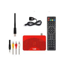 Decoder digitale Mini-satellite DVB-S2 ricevitore TV satellitare