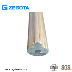 Alambre de aleación de alta precisión de alta relación de aleación de alta calidad