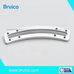 Fraisage CNC personnalisé de pièces, Aluminium 6061 Titulaire de la suspension en acier inoxydable