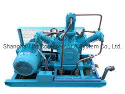 Безмасляные углекислый газ CO2 газовых бустерных компрессор