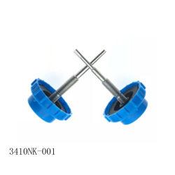 piezas de repuesto originales Shacman la tapa del tanque de alimentación de dirección 3410NK-001
