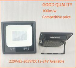 Faible tension 12V 24V 10W réflecteur LED~50W