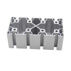 Les industriels en aluminium profilé aluminium industriel d'accessoires de t l'emplacement