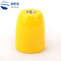 De nieuwe Houder E27 E26 Edison Bulb van de Lamp van de Contactdoos van het Porselein van het Ontwerp Kleurrijke Ceramische
