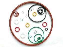 Высокая производительность красочные разных размеров Custom FKM/FPM/NBR/нитриловые/EPDM/HNBR/силикон резиновое уплотнительное кольцо