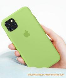 中国のサプライヤ、新しい iPhone11/11PRO 液体シリコン携帯電話ケースの導入 iPhone 11 PRO Max 携帯電話用防水 Slicon ケース カバー