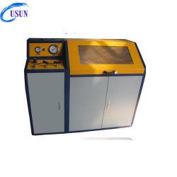 Usun hydrauliques de la marque banc de test de pression d'éclatement hydrostatique pour le flexible ou de tubes ou valves