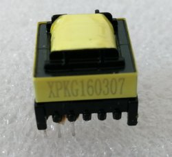 Высокая частота Ee40 напряжение трансформатора/коммутации трансформатора/электрического трансформатора/электрический трансформатор с маркировкой CE/ISO9000/RoHS Сделано в Китае