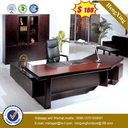 Du côté de gros de couleur gris clair du Cabinet Table Office (HX-G0195)