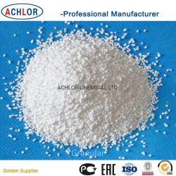90% de pureza química e de agente auxiliar de classificação de ácido tricloro granuladas