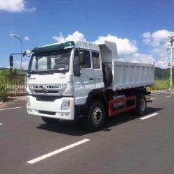 10トンのSinotruk Homanの軽量ダンプトラック