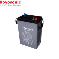 Solar industrial 6V 450Ah batería para el Tractor/carretilla/caravana/RV