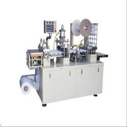 Machine van de Kop van het Document van het Deksel van de Stijl van Lifeng de Moderne Biologisch afbreekbare Automatische Plastic