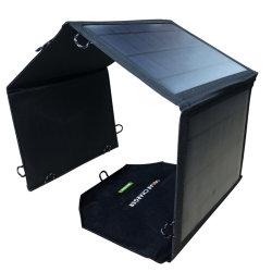 Good Mobile Portable Batterie de téléphone cellulaire de la Banque Mini chargeur solaire USB de gros de panneau